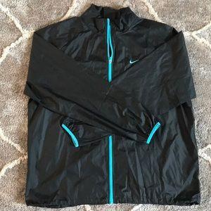Packable Nike jacket